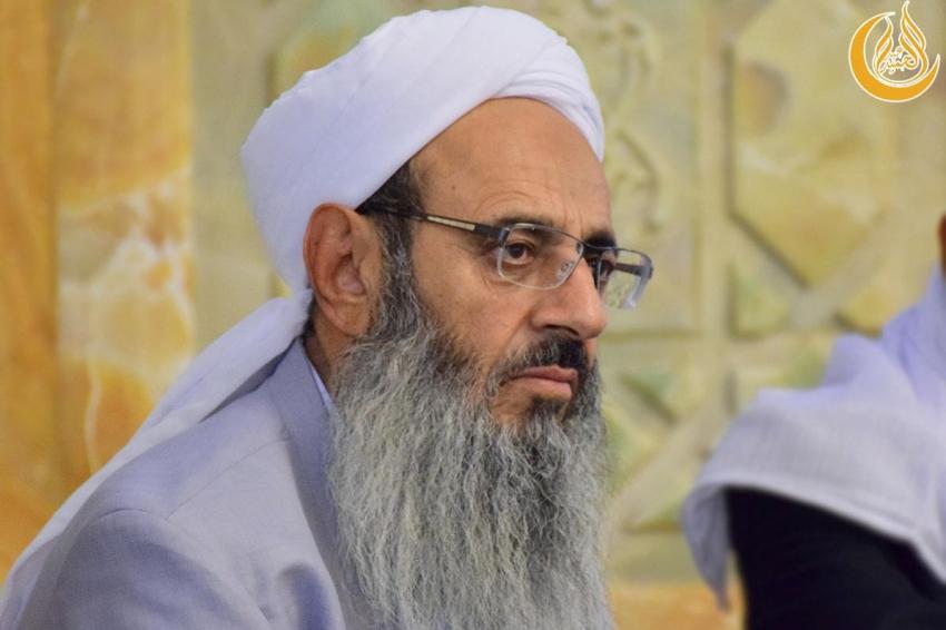 نامۀ مولانا عبدالحمید به رهبر انقلاب پیرامون دغدغههای 42 سالۀ جامعه اهلسنت ایران