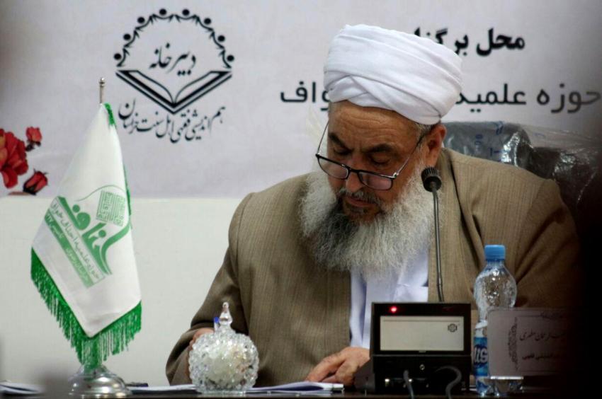 انتقاد از اقدام اهانتآمیز اخیر برخی افراطیون در مقابل مسجد جامع اهلسنت در مشهد